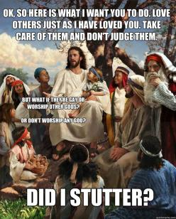 did I stutter?: Giggle, Jesus, Quote, Funny Stuff, Even, Funnies, Humor, Things