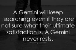 Gemini http://media-cache2.pinterest.com/upload/183803228511540247_uzVjTprr_f.jpg http://bit.ly/Htuyzo Fatmasaifan words for the soul: Twin, I M, Quotes, Sotrue, Gemini Truth, Rest, Gemini S