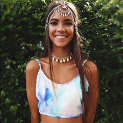 Gypsy Jewels http://instagram.com/velvetboho/: Headpiece, Clothes, Festival Style, Beautiful, Boho, Beauty, Accessories, Festival Fashion