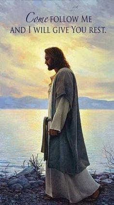 Jesus says: come to me and I will give you rest. And He most certainly will!