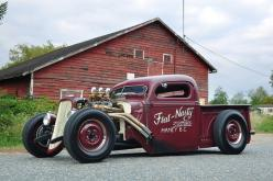 my future milk truck... when i move to a little, forgotten town in the middle of nowhere...and people once again want their milk delivered fresh in small glass bottles.  place your orders here.: Rat Rods, Trucks, Flat Nasty, Cars, Ratrods, Hot Rods, Rats,