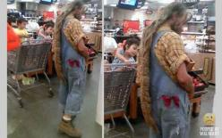 People of WalMart: Hand, Humor Peopleofwalmart, Walmartians, Smells, Funny Stuff, Walmart People, Things, Hair, People Of Walmart