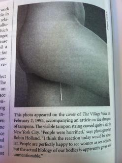 Seriously??: Sex Objects, Gross, Actual Biology, Village Voice, Feminism, Actual Biologic, People, Photo
