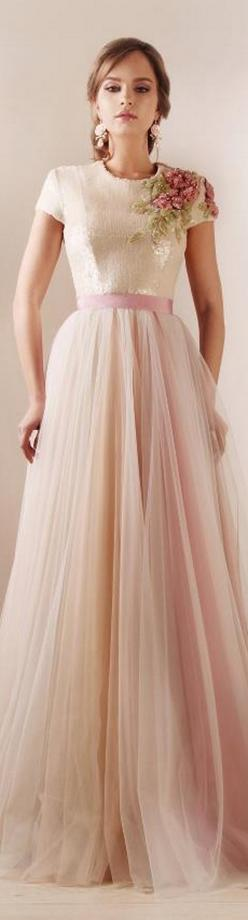 The most amazing bridesmaid gown ive seen :) Rami Kadi Dress♥✤ | Keep the Smiling | BeStayBeautiful: Kadi Dress, Wedding Dressses, Wedding Dresses, Bridesmaid Dresses, Weddings, Gowns, Prom Dress, Spinning Hole