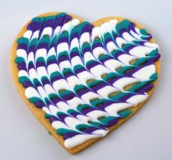 The world's best sugar cookie recipe (that is its actual name) from The Perfect Pantry - pretty nice recipe: Fun Recipes, Sugar Cookies, Sugar Cookie Design, Heart Cookies, Cookie Recipe, Cookies Cookies, Favorite Foods, Valentine