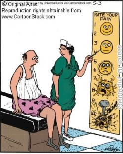 """True!!!  When a pt says 9-10/10, I want to ask: """"So if I cut your leg off, that is pretty much going to be the same amount of pain...?"""": Chronic Pain, Chronic Illness, Pain Chart, Stuff, Nurse, Pain Scale, Fibromyalgia, Funny, Health"""