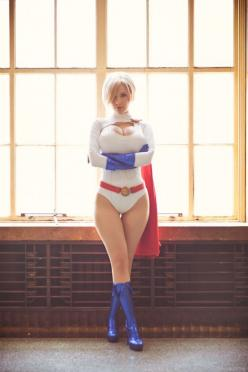 A Beautiful Power Girl Cosplay by Crystal Graziano More cosplay at AllThatsEpic& Follow us on Twitter! Submit us your cosplays!: Crystals, Power Girl, Sexy Cosplay, Dc Comics, Cosplay Girls, Powergirl Cosplay, Crystal Graziano
