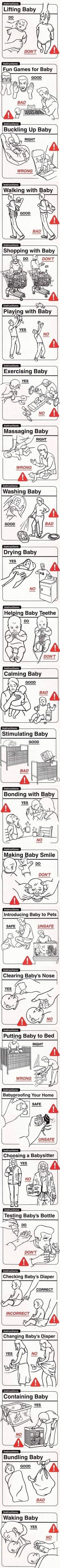 Baby care ;)