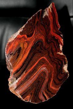 banded ironstone from australia -- wow!!