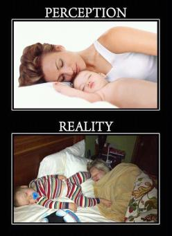 Bedsharing Reality: Truth, So True, Funny Stuff, Humor, Funnies, Baby, Reality, Kid