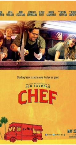 Chef (2014) - I saw this yesterday, absolutely lovely, funny, touching film.  And the soundtrack is epic!: Heads, Movies To Watch, Chef The Movie, Funny Movie, Películas Films Movies, 2014 Movies, Head 2014, Chef Film