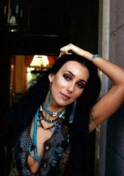 Cher ... before all the plastic surgery: Face, Wearing Turquoise, Inspiration, Style, Only Cher, Turquoise Jewelry, Photo, Dear Amazing