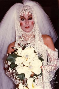 Cher (by Peter Warrack) - Limited Edition, Archival Print: Fabulous Cher, Celebrities Fashion, Famous Brides, Music Cher, Only Cher, Simply Expensive, Bob Mackie, Celebrity Fashion, Things