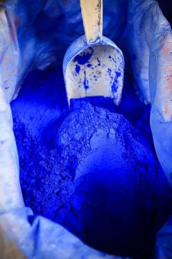 Cobalt is a chemical element with symbol Co and atomic number 27. It is found naturally only in chemically combined form. The free element, produced by reductive smelting, is a hard, lustrous, silver-gray metal. Cobalt-based blue pigments have been used s