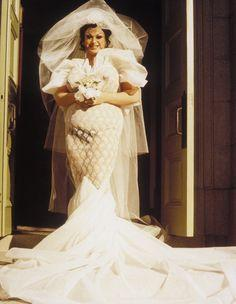 Divine (as Dawn Davenport) from John Waters' Female Trouble, 1974  #Divine #DawnDavenport #JohnWaters #FemaleTrouble