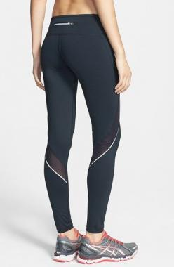 Free shipping and returns on Zella 'Perfect Run' Tights at Nordstrom.com. Cooling mesh and light-reflective accents cascade in tandem around the legs of form-hugging running tights made to go the distance.: Form Fitting Tights, Fashion, Workout Ge