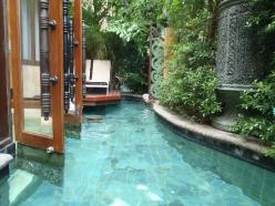 Garden pool: Swimming Pools, Dream, Awesome Pool, House, Backyard, Space