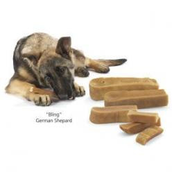 Himalayan dog chew: If you can't stop chewing behavior, channel it. Perfect for hard-core chewers, these natural dog treats are rock-hard and long-lasting. The surprise: they're made of cheese! Based on a traditional people snack from the Himalaya