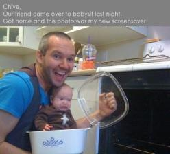 I can't stop laughing...: Baby S Face, Babysitter, Giggle, Funny Stuff, Funnies, Friend, Kid