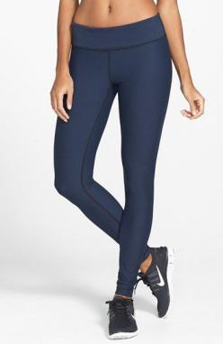 I live in these leggings - they are the best!!: Dye Leggings, Zella Live, Fit Leggings, Workout Gear, Work Out, Workout Clothes, Navy Eclipse, Slim Fit