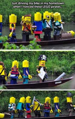 ...I need friends like this - ヅ www.pinterest.com/WhoLoves/Humor ヅ #funny #humor: Lego Pirates, Halloween Costumes, Costume Ideas, Awesome, Group Costume, Funny Stuff, Funnies, Humor