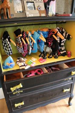 Itsy Bits and Pieces: The 2012 Bachman's Fall Ideas House Part 3...Upstairs..: Dogs, Dog Closet, Fall Ideas, Bachman S Fall, Pet, 2012 Bachman S, Ideas House, Dog Stuff