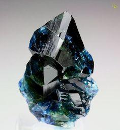 Lazulite - Rapid Creek, Canada