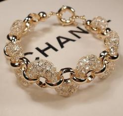 ☆ One Word: CHANEL...☆: Fashion, Style, Jewellery, Bracelets, Jewelry, Accessories, Bling Bling