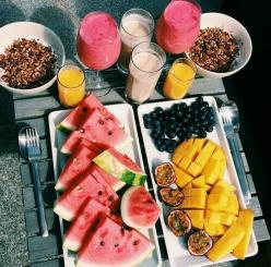 pinterest on the computer is so much better smh: Fitness, Healthyfood, Healthy Breakfast, Healthy Eating, Fruits, Posts, We Heart It, Healthy Food