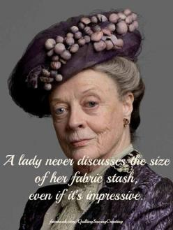 So, are you a lady or not? :) Via Professor Pincushion on Facebook.: Downtonabbey, Maggie Smith, Downton Abbey Quote, Abbey Quotes, So True, Downtown Abbey, Dowager Countess