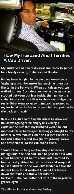 When my husband joined in the cab, this happened...: Giggle, Cant Stop Laughing, I M Laughing, Funny Stuff, Funny Quotes, Cab Driver, So Funny, Hilarious Can'T Stop Laughing, Funny Humor Laughing So Hard
