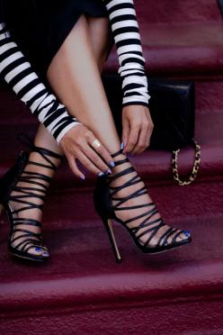 Your extreme black Zebra-strip sexy toes are one of west Africa generation's most versatile, exploratory lust pussycats...In the fashion world, you have the improvisatory flair-flesh-sexy to follow west Hollywood wildest journey...... Excellent Trendy