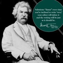30 writing tips (or, rather, aphorisms) from famous authors. No surprise that Mr. Twain's is the best.: Quotes, Book, Writing Tips, Writers, Marktwain, Mark Twain