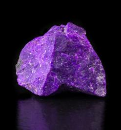 Amazingly purple sugilite from South Africa: Africa See, Crystal Grotto, South Africa Stone, Amazing Purple, Africa 3K8 3, Stones Crystals, Purple Sugilite, Amazingly Purple, Crystals Gemstones Minerals