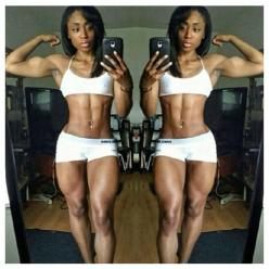 : Fit Chicks, Body, Female Fitness, Fitness Inspiration, Muscle, Fit Bodies, Fitness Motivation, Women, Black