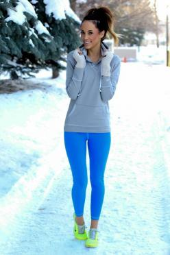 Fun and Stylish Workout Wear to Add to Your Wardrobe: Fitness Fashion, Winter Gym Outfit, Running Outfit, Workout Wear, Workout Outfits, Work Out, Winter Workout, Workout Clothes