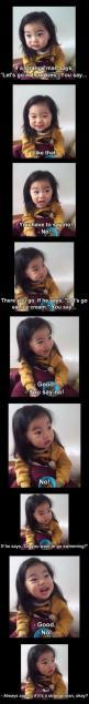 Funny Pictures Of The Day – 91 Pics #compartirvideos #uploadfunny #funnypictures: Face, Little Girls, Giggle, Funny Pictures, Stranger Danger, So Funny, Asian Babies