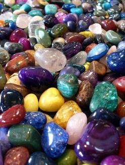 gemstones: Crystals, Colour, Gemstones, Precious Stones, Colors, Things, Rocks