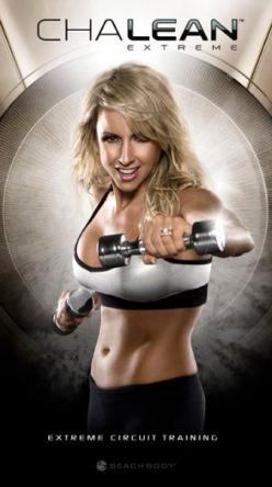 Get the muscle you dream of with Chalean Extreme... finally a woman who teaches you weights and is not afraid to go heavy! Burn, Tone and Sculpt with a 90 day money back guarantee.  Includes bands that give you the burn!: Chalene Johnson, Muscle Lost, Mus