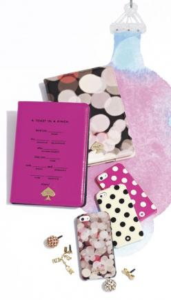 Go-go gadgets and kate spade cheeky charms <3: Cheeky Charms, Gift, Ipad Mini, ️Kate Spade, New York, Go Go Gadgets, Katespade, Spade Cheeky