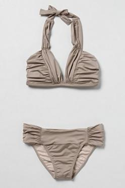 Gorgeous Bathing suit from Anthropologie needs a rockin' body to wear it (I'm motivating myself through this little number): Style, Bikinis, Triangle Bikini, Anthropologie Com, Anthropologie Swimwear