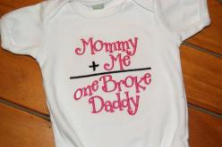 I'm not a fan of phrases on baby clothes, but this is hilarious! And it was the second thing out of Brian's mouth when we found out we were having a girl! :): Babygirl, Daddy Onesie, Baby Clothes, Baby Girls, Babies Clothes, Funny Baby Girl Onesie