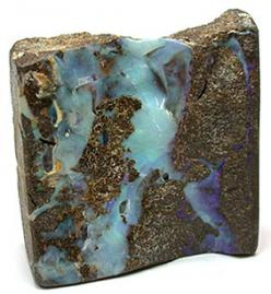 I LOVE Australian Opals ... so it's fun to see how it looks in the raw!  This website defines and describes and sells it.: Austrailian Opal, Gemstone |, Rock Gemstones Opals, Beautiful Earth, Colorful Gemstones, Australian Opals, Gemstones Minerals Op