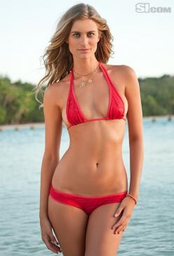 Julie Henderson: Sports Illustrated Swimsuit, Illustrated Swimsuits, 2011 Sports, 1Julie Henderson, Si Swimsuit, Beach, Bikini, Babes