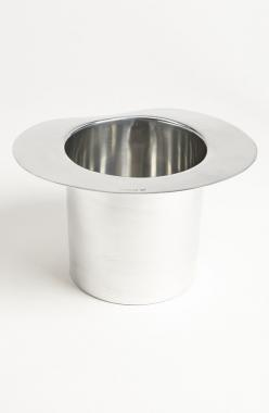 Kate Spade Top Hat Ice Bucket. #hostessgift: Ice Bucket Png, Hat Ice Buckets, Bucket Kate, Kate Spade Decor, Including Top Hat Ice, I ︎Kate Spade, New York, Top Hats, Hostess Gifts