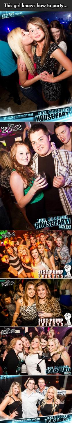 Knows How to Party  // funny pictures - funny photos - funny images - funny pics - funny quotes - #lol #humor #funnypictures: Face, Girl, Funny Pics, Funny Pictures, Funny Quotes, Funny Photos