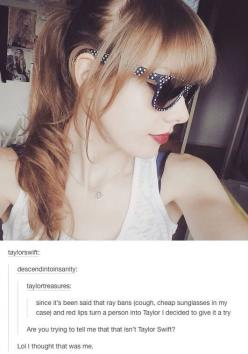 Oh I doubted it for a while but after seeing posts like these I'm like wait. Taylor Swift has tumblr and it's her name?: Taylorswift, Taylor Swift Tumblr, Taylor Swift Funny Tumblr, Swiftie, Taylor Commented, Thought, Taylor Swift Humor, Taylor S