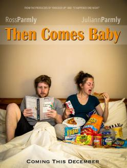 Pregnancy announcement :) when the time comes definitely doing this... or at least something funny like this: Announcement Idea, Babies, Pregnancy Announcements, Ideas, Pregnancyannouncements, Baby Announcements, Movie Poster, Future Baby, Babyannouncemen