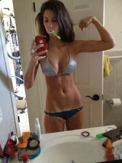 : Selfie, Fitspo, Body, Sexy, Fitness Inspiration, Motivation, Healthy, Workout