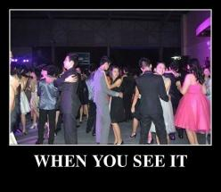 When you see it - School dance - http://jokideo.com/when-you-see-it-school-dance/: Giggle, Forever, My Life, Funny Stuff, Humor, Funnies, Poor Guy